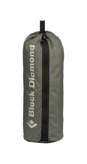 Black Diamond Rope - Mochilas de escalada / Bolsa para cuerda - gris